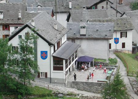 Casa Pometta e Casa Don Bosco